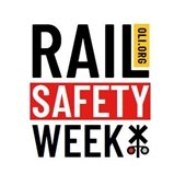 Rail Safety Week Logo