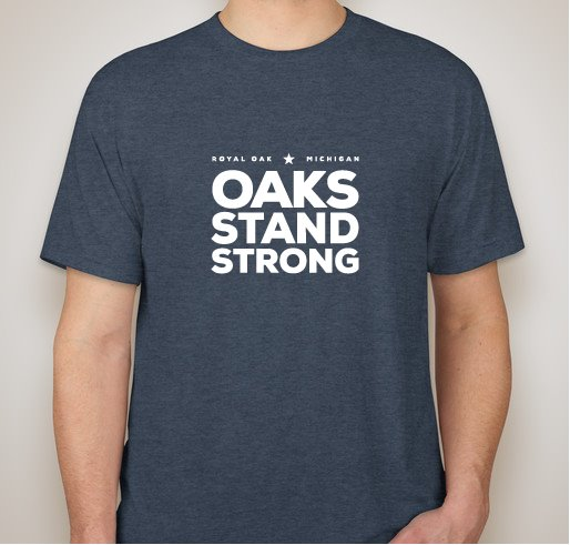 RO Strong T Shirt Picture