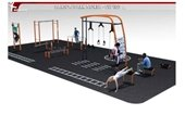 Barton Park Fitness Equipment