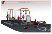 Cody Park Fitness Equipment Picture