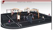 Grant Park Fitness Equipment Picture