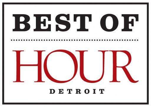 Best of HOUR Detroit Logo