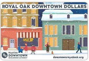 Downtown Dollars Logo