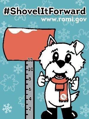 ROMI Shovel it Forward Poster