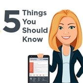 Five Things You Should Know Logo