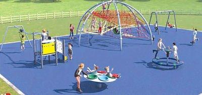 Sullivan Park Improvement Renderings
