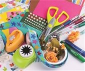Crafting Supplies Picture