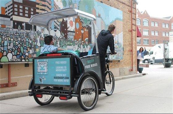 skoop pedicabs