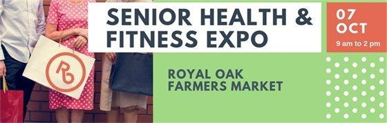 Senior Expo Banner