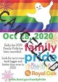 Family Pride Flyer