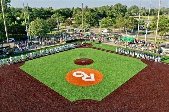Baseball Field at Memorial Park Field