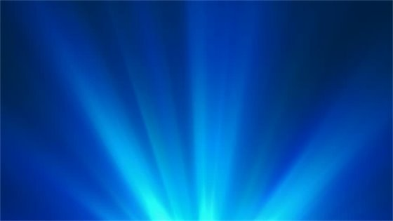 Picture of Blue Light Beams
