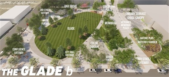 Glade B Design Picture
