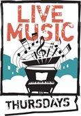 Live Music Thursdays logo