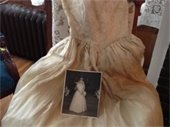Bridal Gown at Orson Starr House Picture