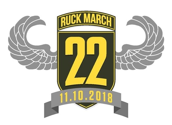 Ruck 22 March Logo