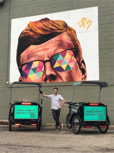 Skoop Pedicabs Picture