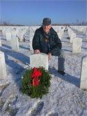 John Williams Wreaths Across America Picture
