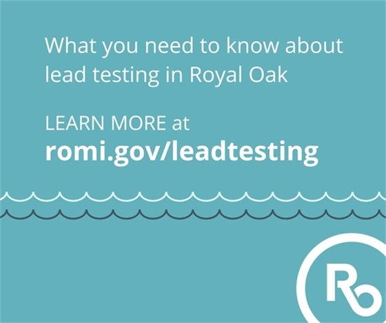 Lead Testing Banner