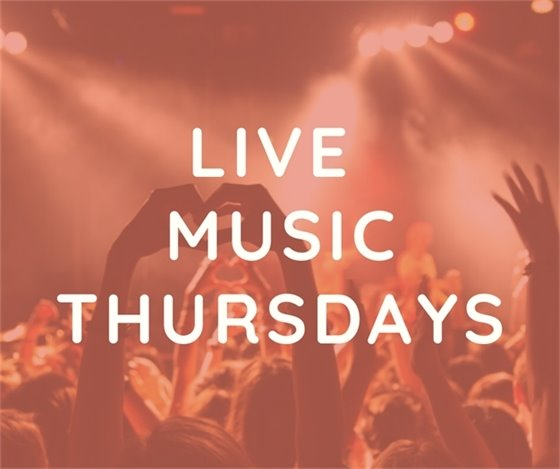 Live Music Thursdays Logo