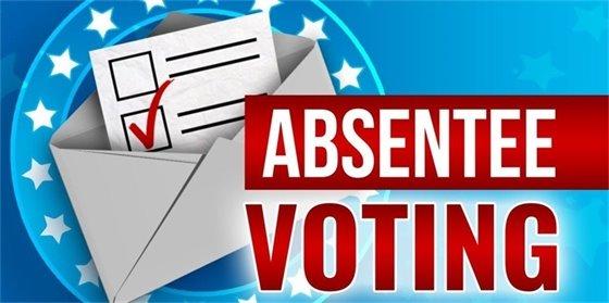 Absentee Voting Logo