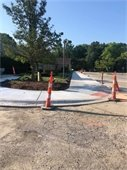 New Sidewalk Ramps at MM Center Picture