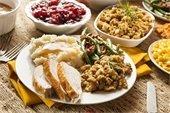 Turkey Dinner Picture