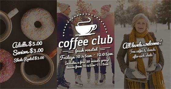 Coffee Club Banner