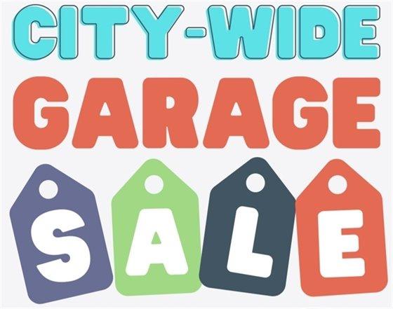 City Wide Garage Sale Sign
