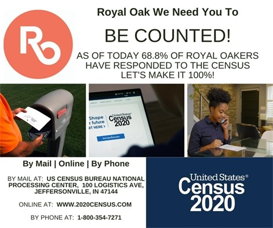 Census Be Counted