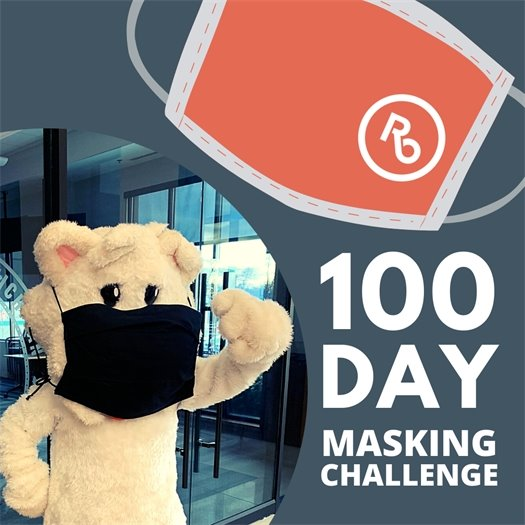 100 Day Mask Challenge with Romi Picture