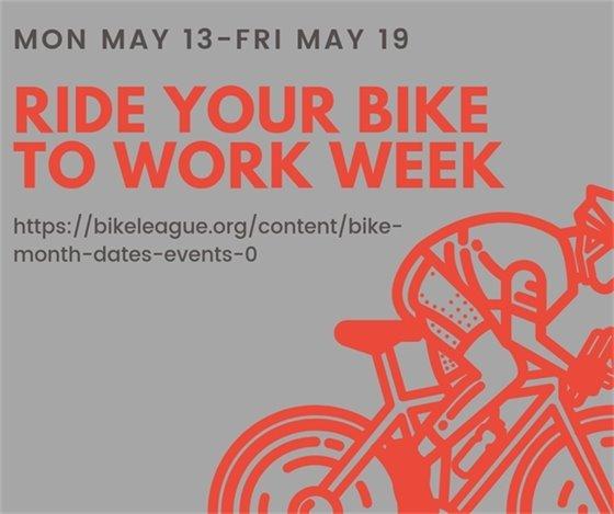 Bike to Work Week Flyer