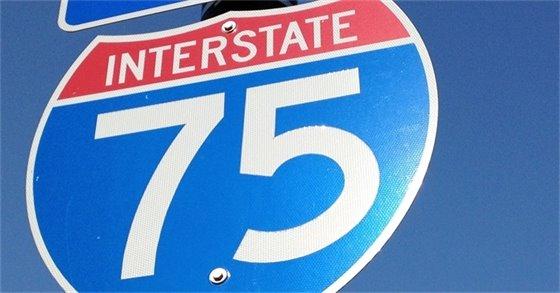 I75 Sign