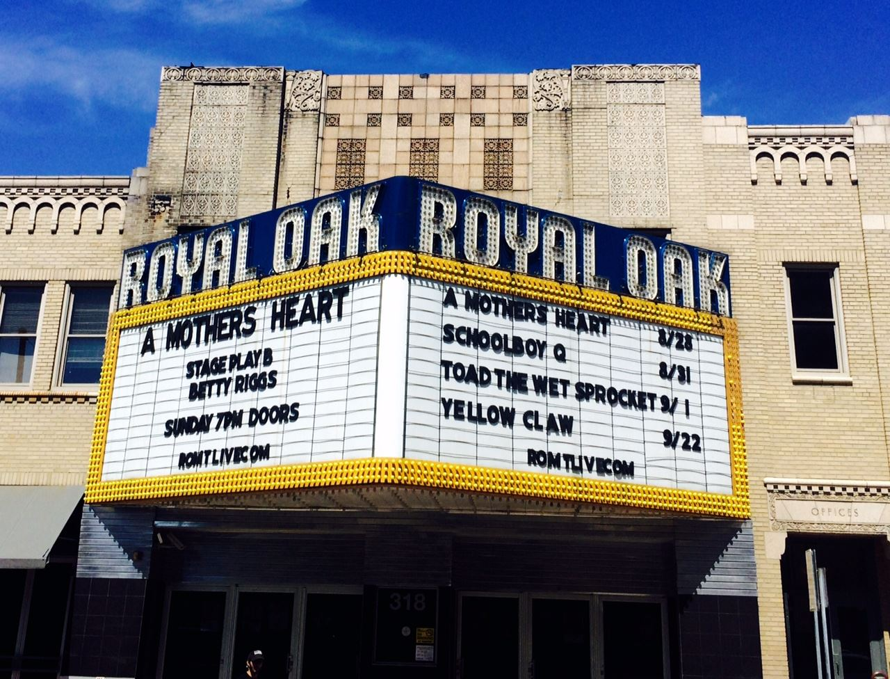 Royal Oak Music Theatre