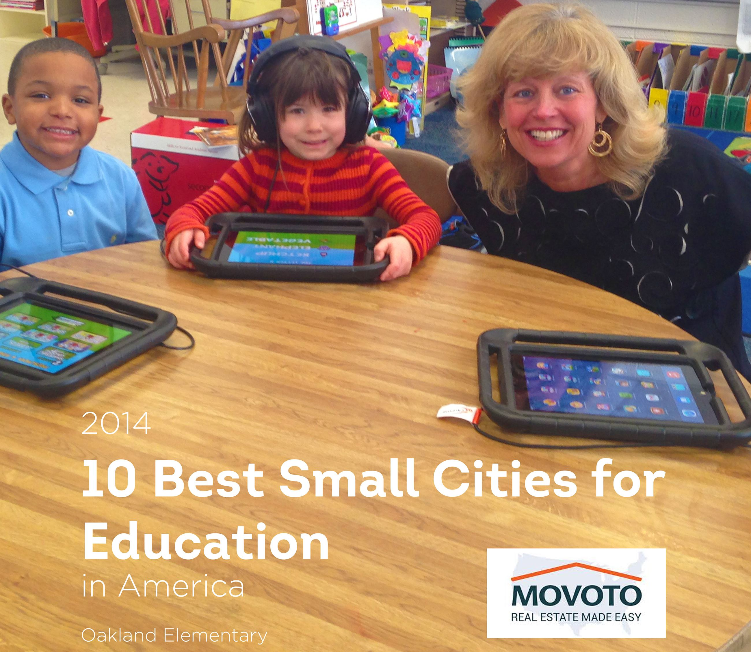 10 Best Cities for Education