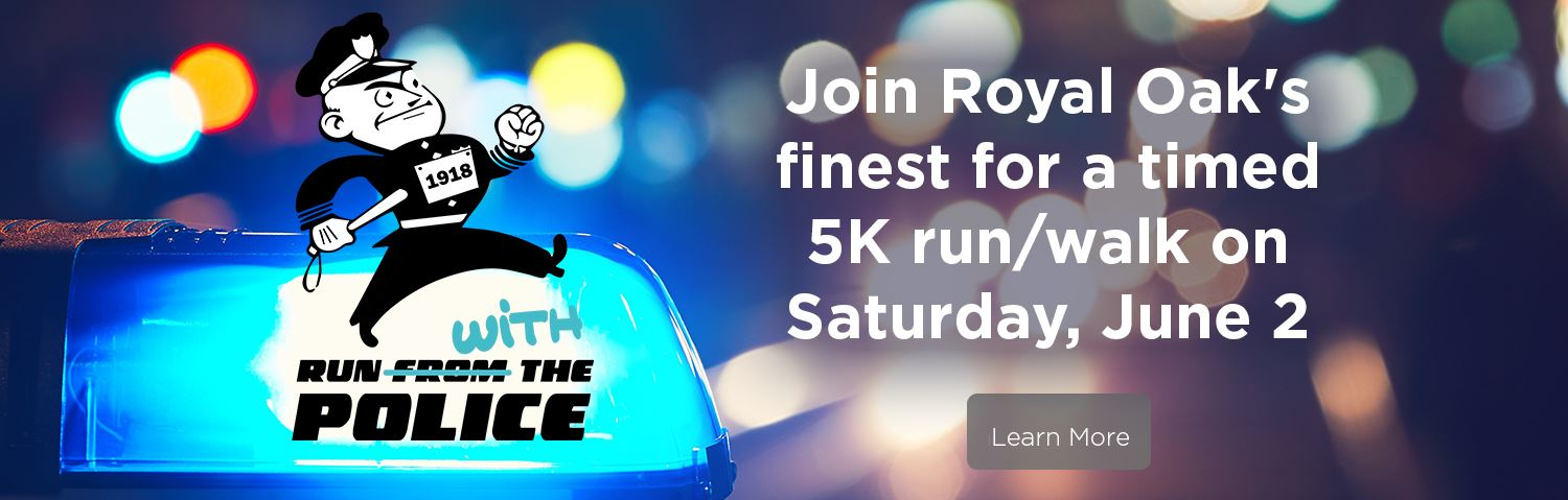 Run with the Police 5K