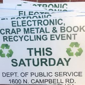 dps elec recycle event