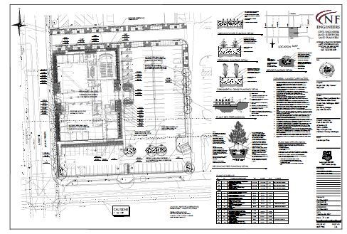 City Hall Site Plan