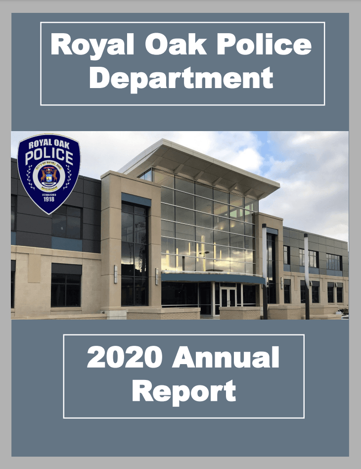 ROPD 2018 Report Cover