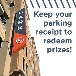 Thank You for Parking - City Spotlight