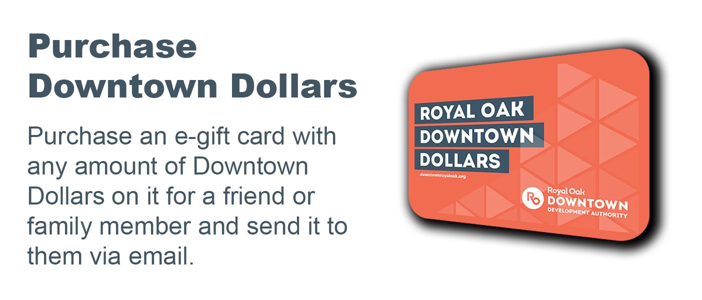purchase downtown dollars