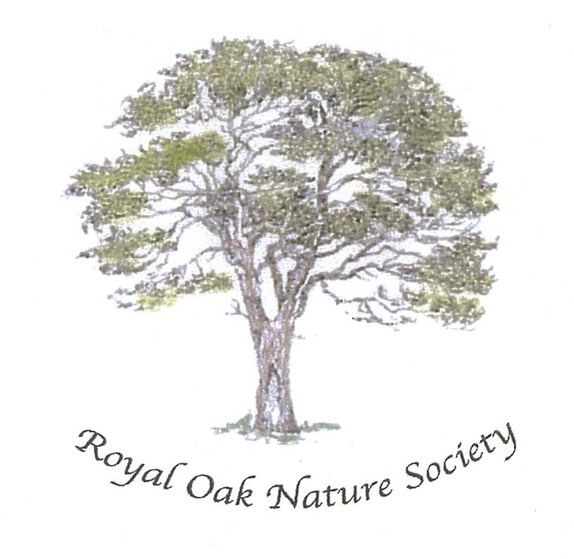 Royal Oak Nature Society Logo
