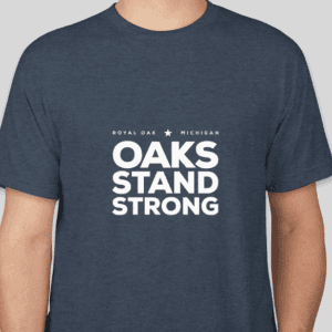Oaks Stand Strong