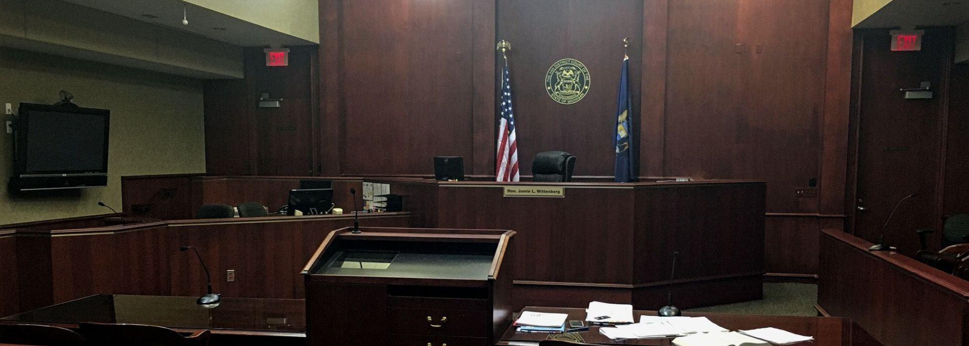 44th District Court   Royal Oak, MI