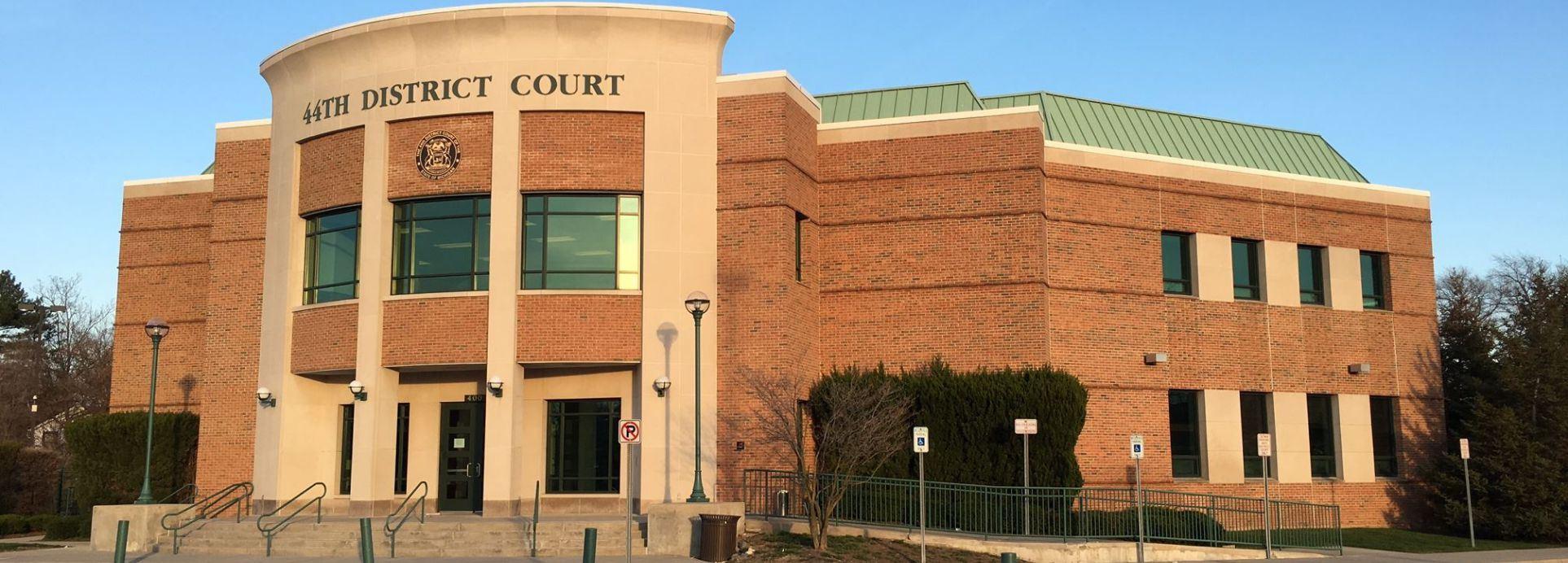 44th District Court | Royal Oak, MI